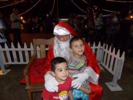 Papai Noel 2013 - 03/01/2014