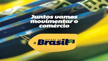 SEMANA DO BRASIL  06 á 15 de Setembro