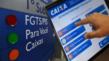 PIS/PASEP e FGTS injetam milhões na economia
