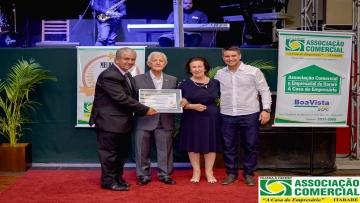 Associação Comercial e Industrial de Itararé realizou Jantar de premiação Melhores do Ano