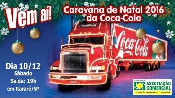 Caravana de Natal 2016 da Coca-Cola