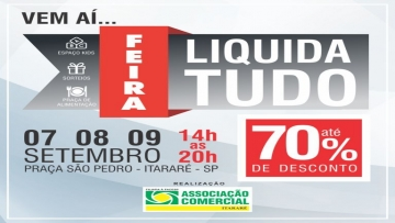 Feira Liquida Tudo 2017