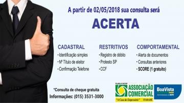 ACEI moderniza suas consultas de SCPC